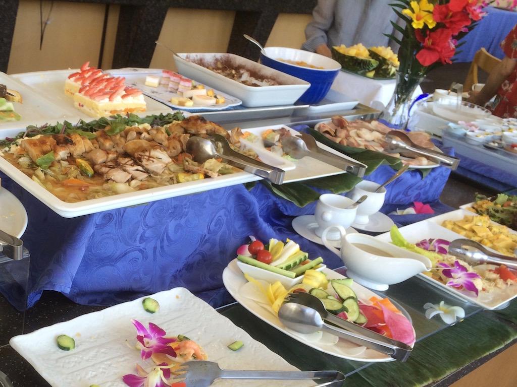 ナビオス横浜 レストラン オーシャン