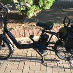 子供乗せ電動自転車を購入。ギュットアニーズを選んだ理由。