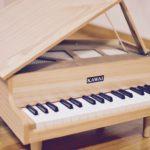 カワイのピアノのおもちゃを2歳の子供にプレゼントした結果