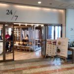24/7 restaurant ランチ パン食べ放題レポ