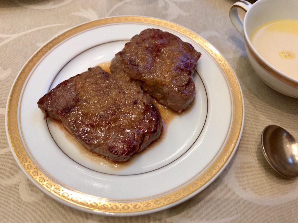 ステーキ オニオンソース