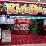 子どもの遊び場が併設!港北のKidsBeeの食べ放題れぽ