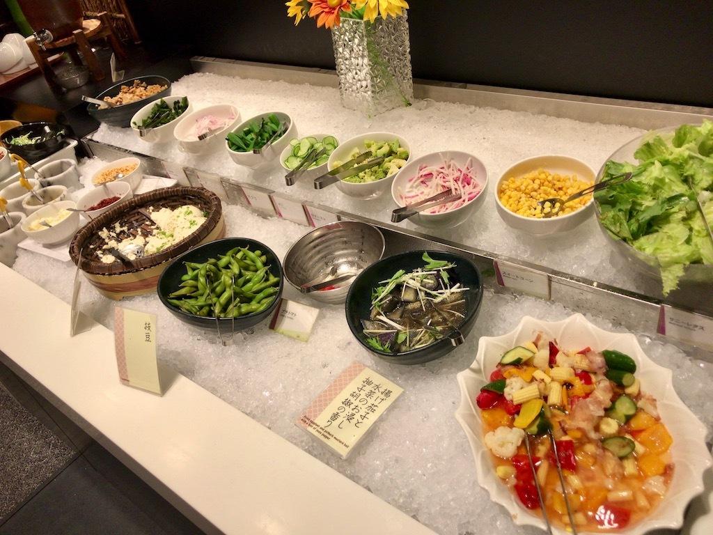 サラダや前菜
