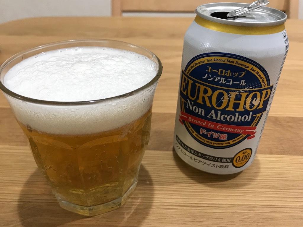 EUROHOP Non Alchol(ユーロホップ ノンアルコール)