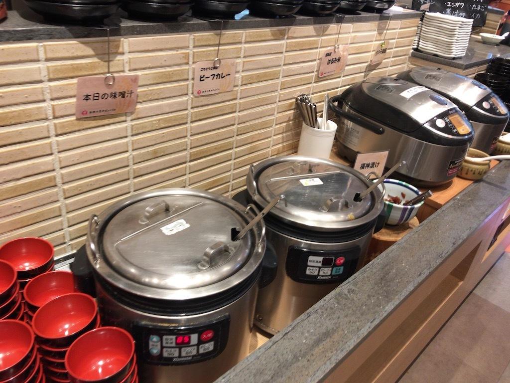 味噌汁 カレー