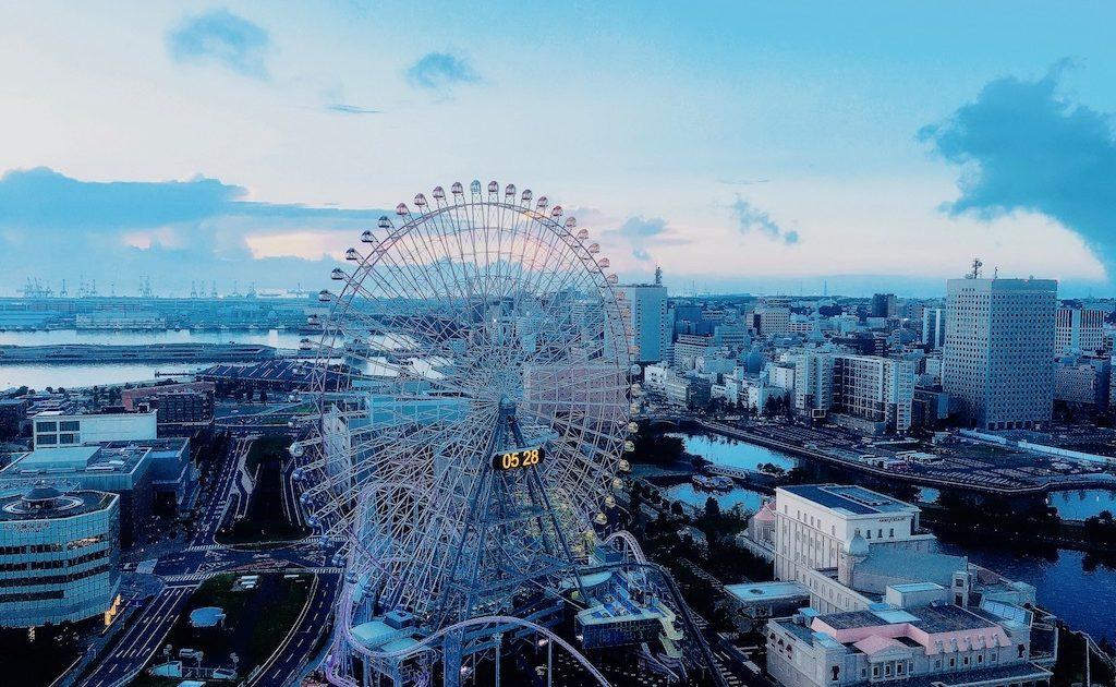横浜の朝食ブッフェ