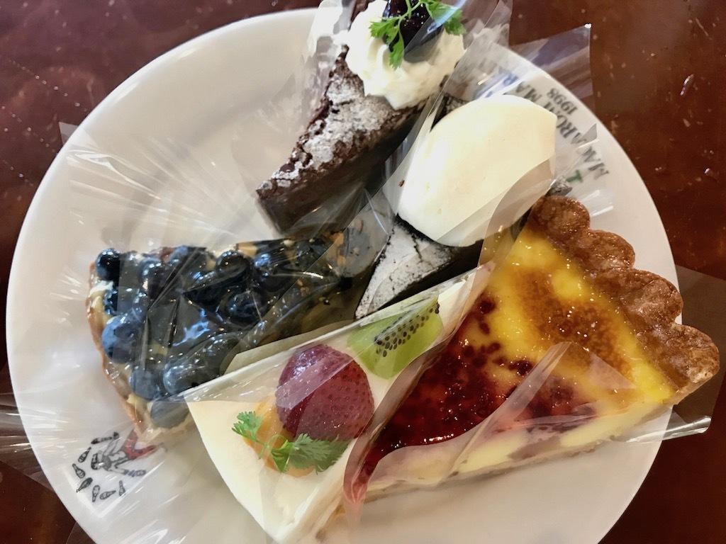 ケーキ タルト