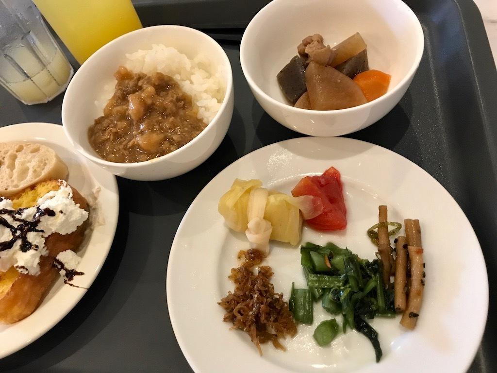 カレー 和食